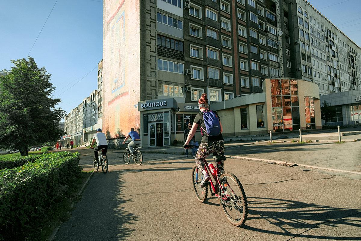 Все на велосипед - alteragen Абанин Г.
