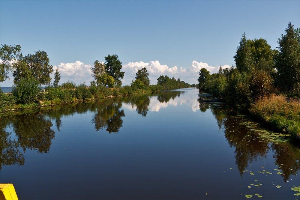 Обводной канал.Белозерск. Вологодская область - MILAV V