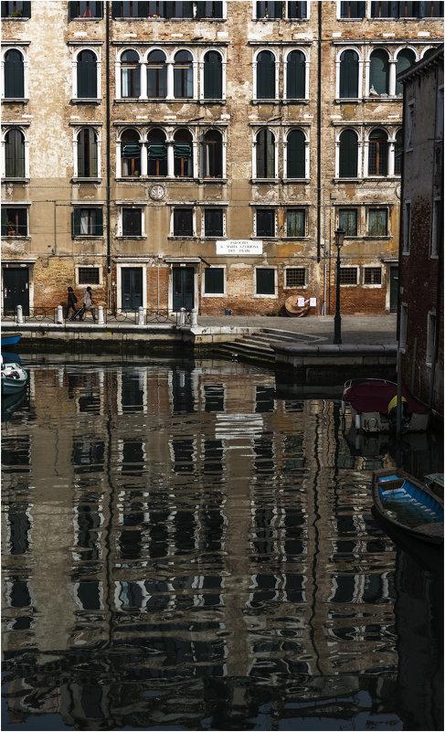 Непарадная Венеция.. - Виктор Льготин