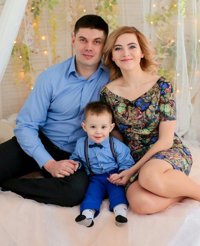 Семейная фотосессия - Екатерина Кожевникова