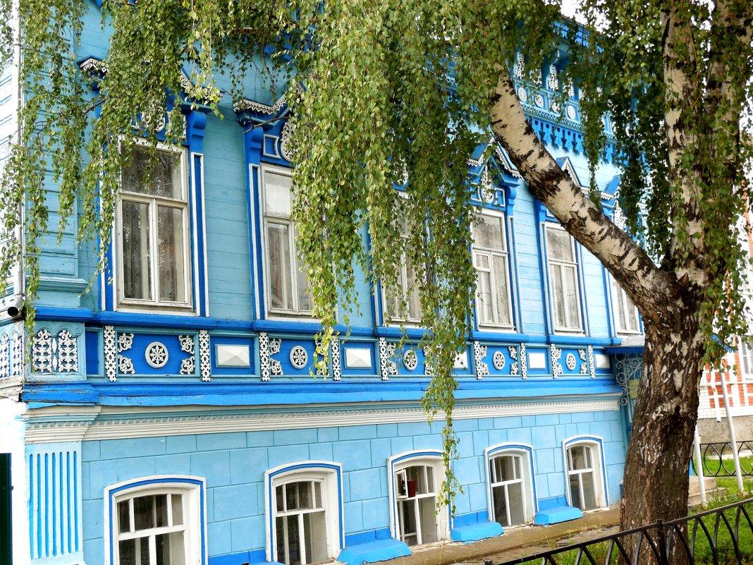 Домик в Козьмодемьянске - Надежда