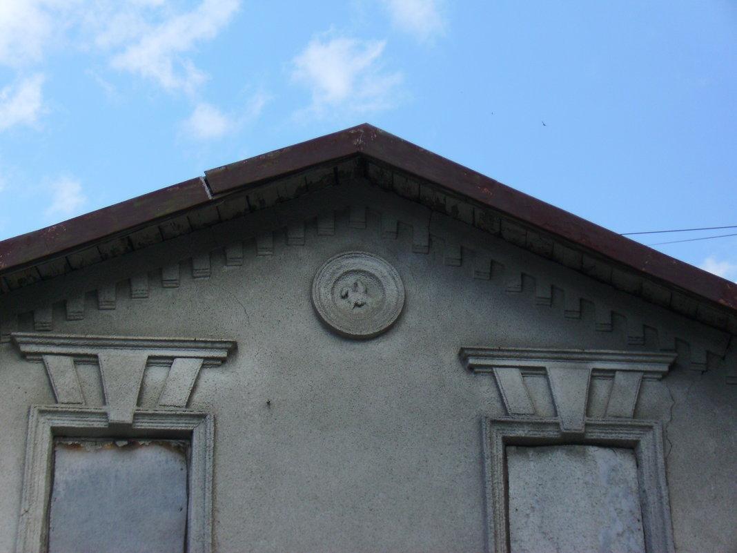 Неизвестный   символ   на   старом   доме   Ивано - Франковска - Андрей  Васильевич Коляскин
