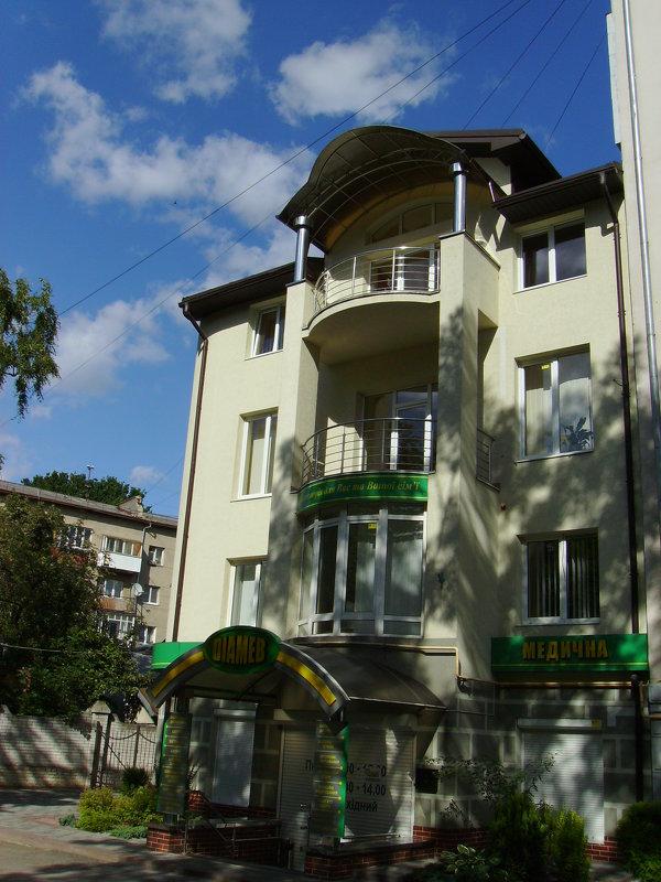 Офисный   центр   в    Ивано - Франковске - Андрей  Васильевич Коляскин