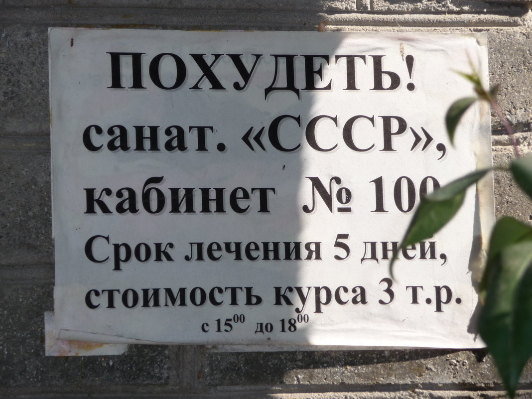 Только 5 дней БЕЗ еды ,и ... - Alexey YakovLev