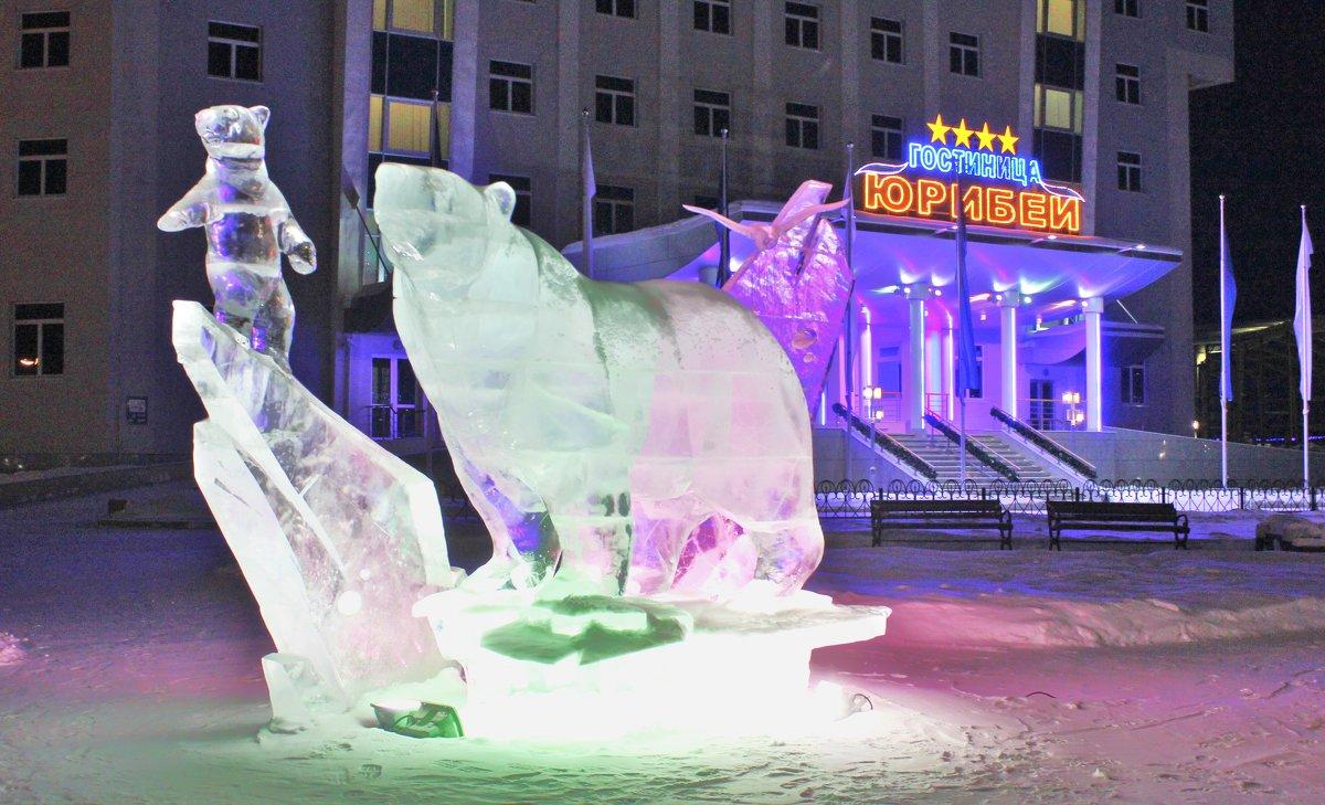Белые медведи... - Ирина Яромина