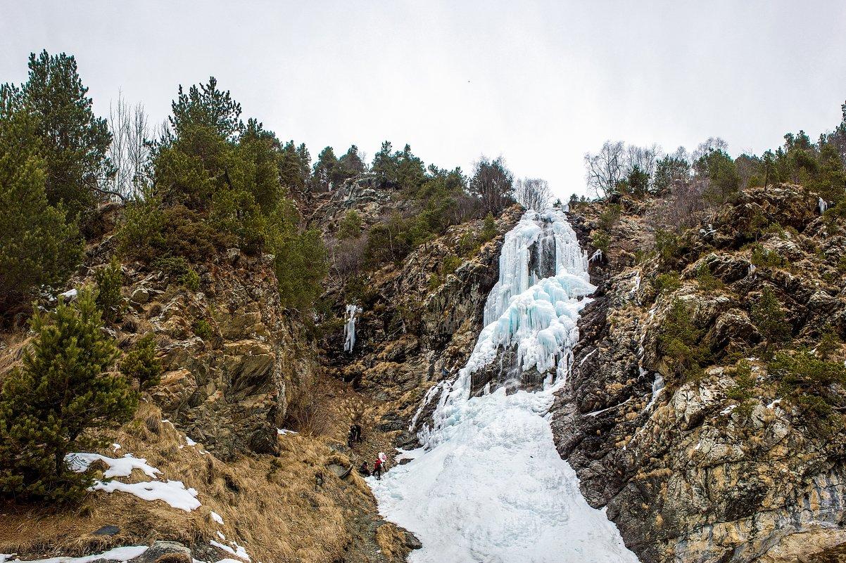 водопад Бураваидон IMG_0966 - Олег Петрушин