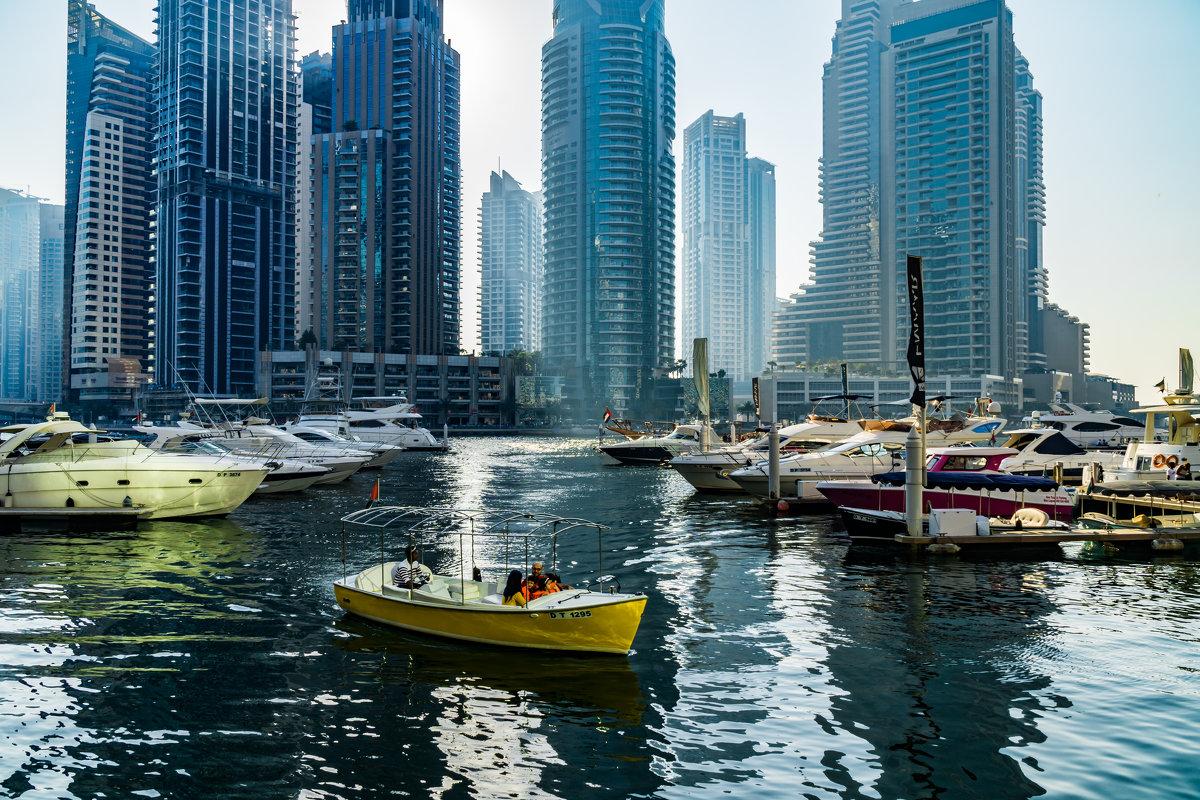Дубай Марина. - Павел © Смирнов