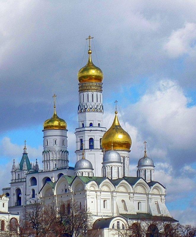 Храм преподобного Иоанна Лествичника в Кремле (Колокольня Ивана Великого) - Сергей Iv