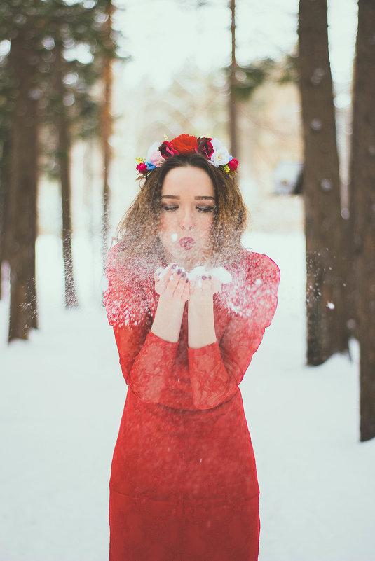 В ожидании весны - Алина