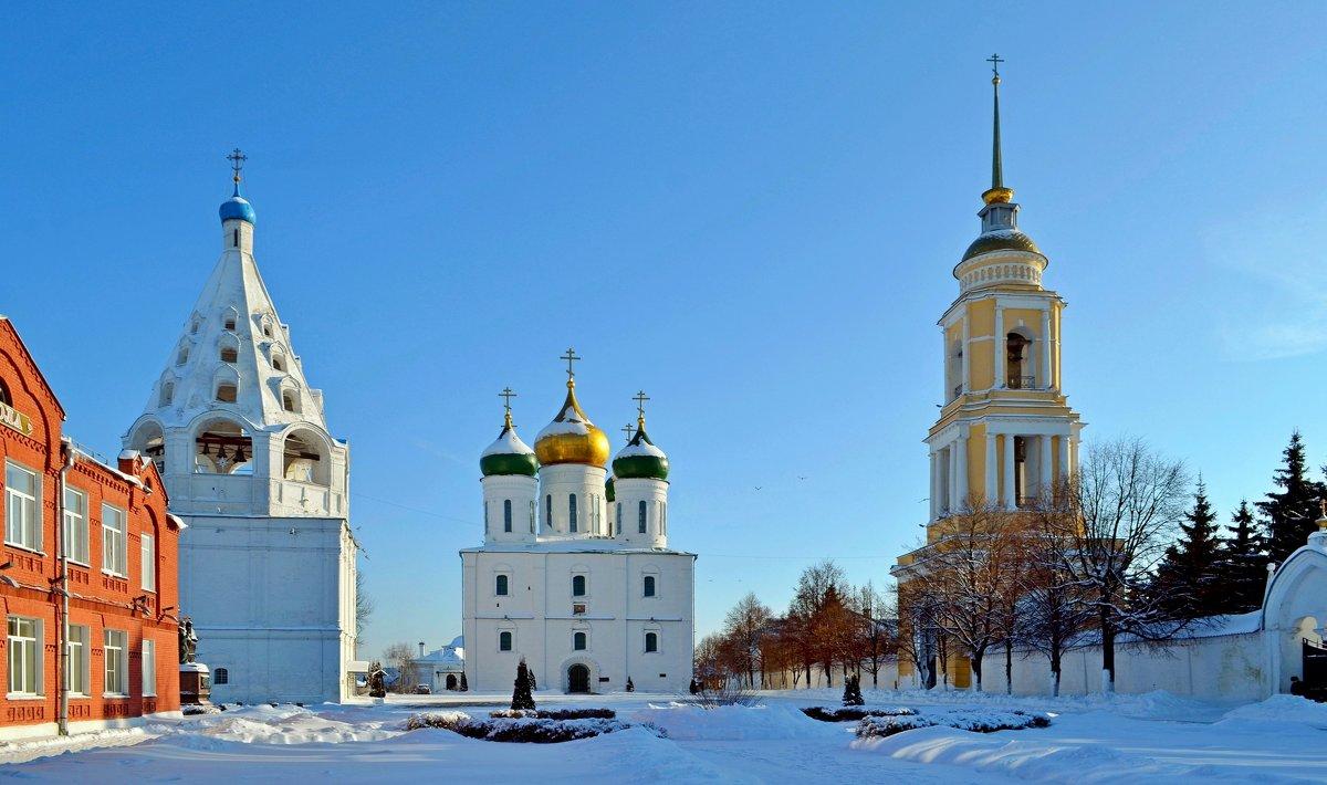 Коломна Православная - Геннадий