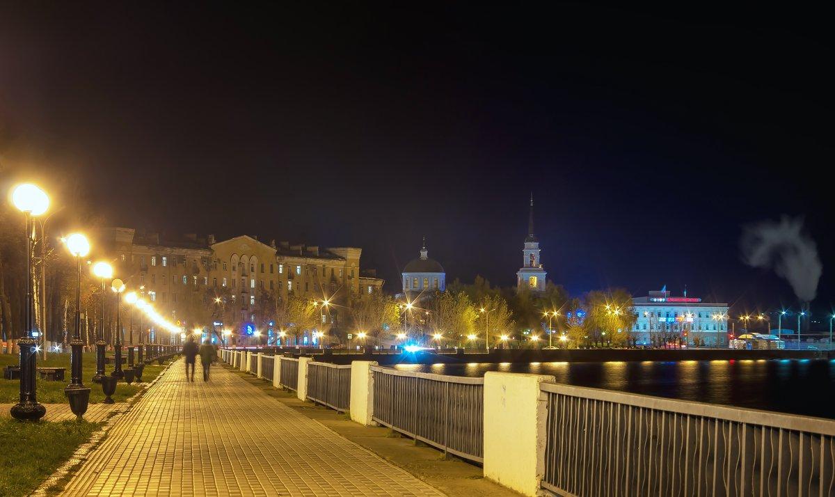 Город Воткинск - родина П.И. Чайковского - Владимир Максимов