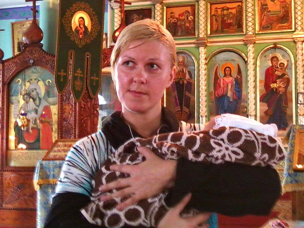 В Храме - Светлана Рябова-Шатунова