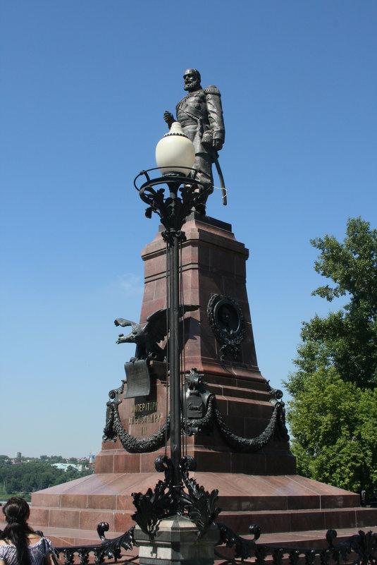 Александр III - Дмитрий Солоненко