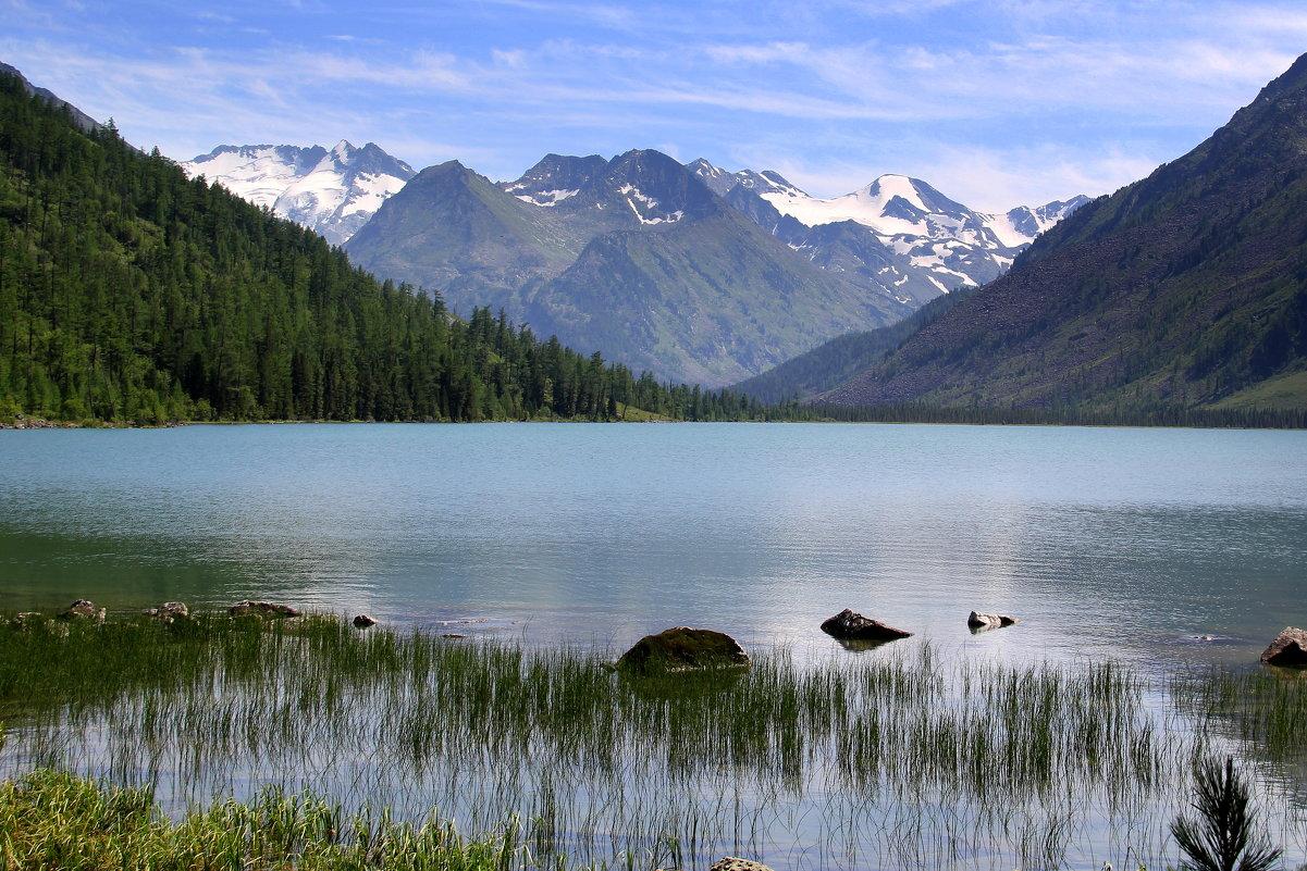 Мультинское горное озеро - Vlad Сергиевич