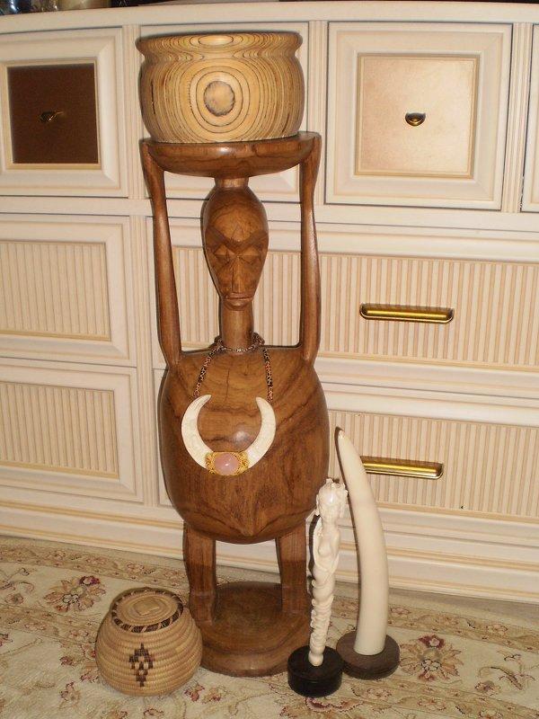 Скульптура. - венера чуйкова