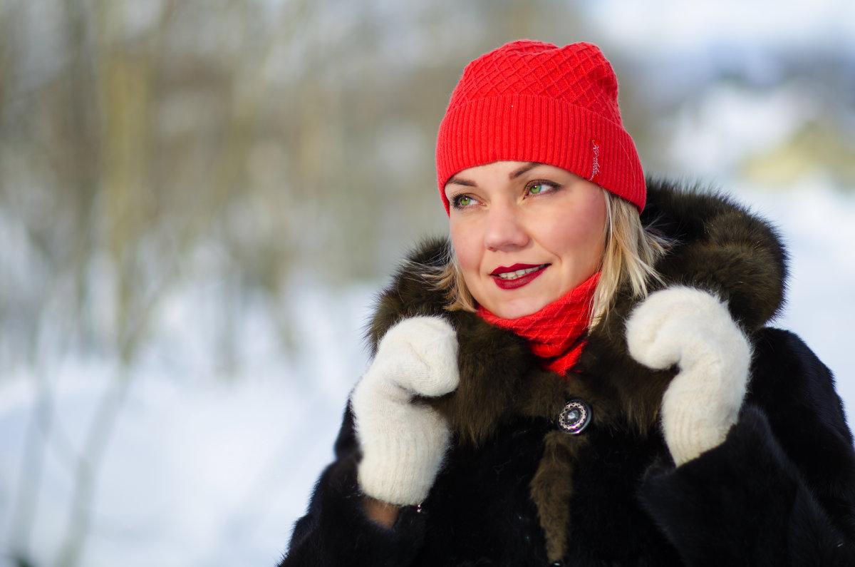 Красная шапочка - Татьяна Вобликова
