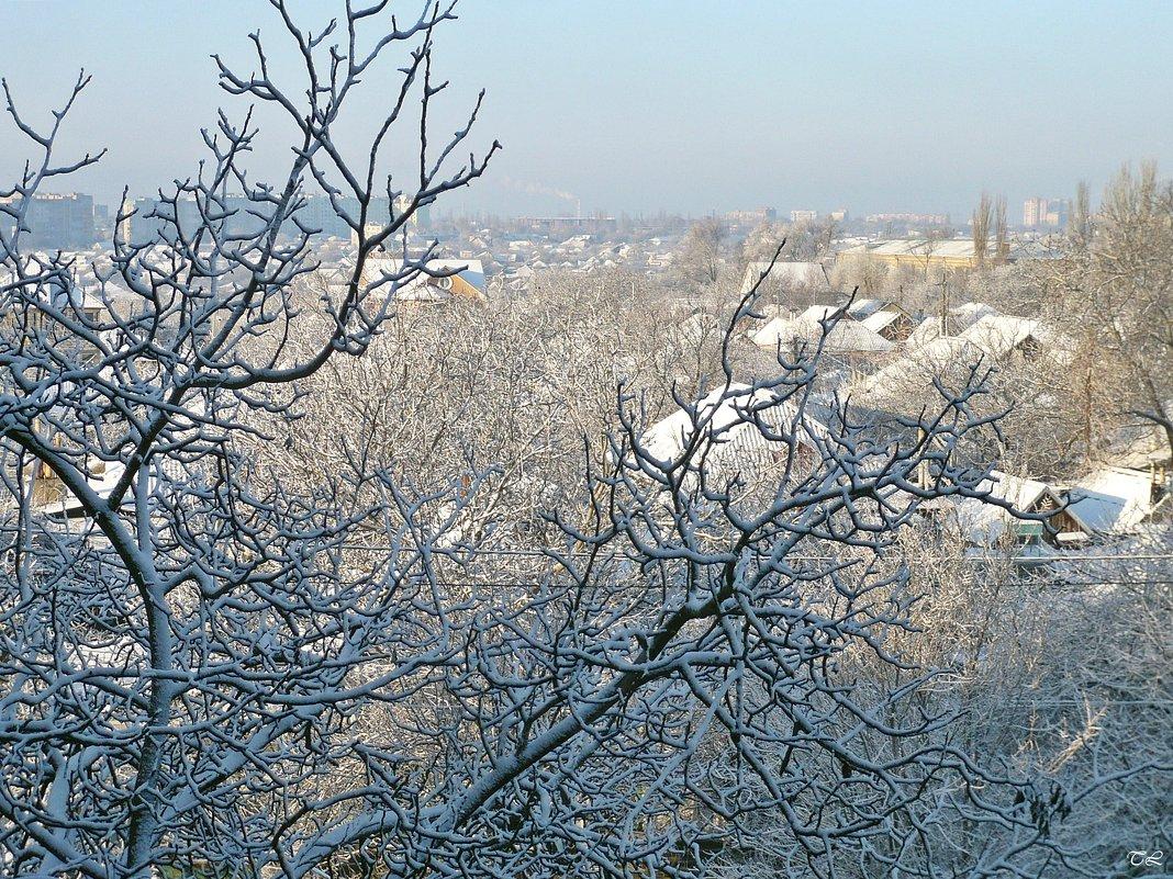 Снежное утро - Татьяна Ларионова