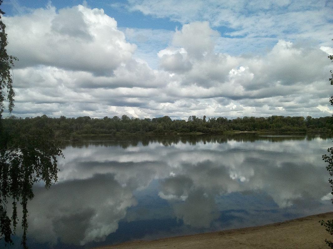 Облака в реке купаются - Марина Таврова