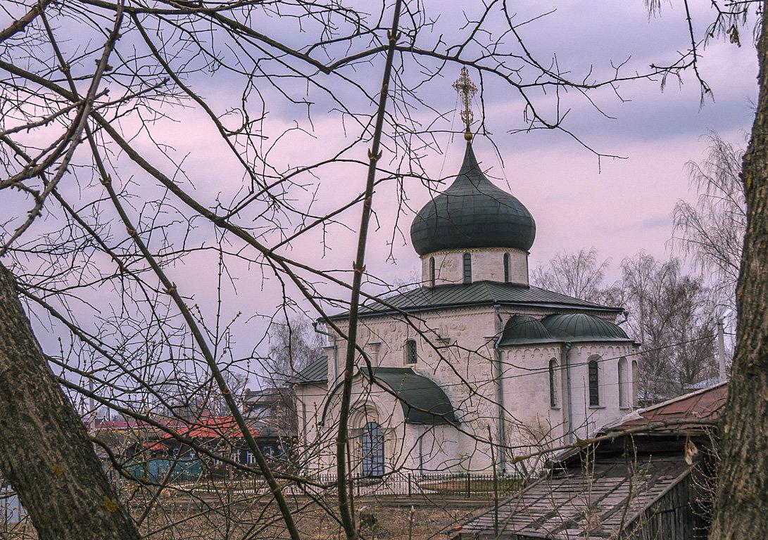 Георгиевский собор - Сергей Цветков