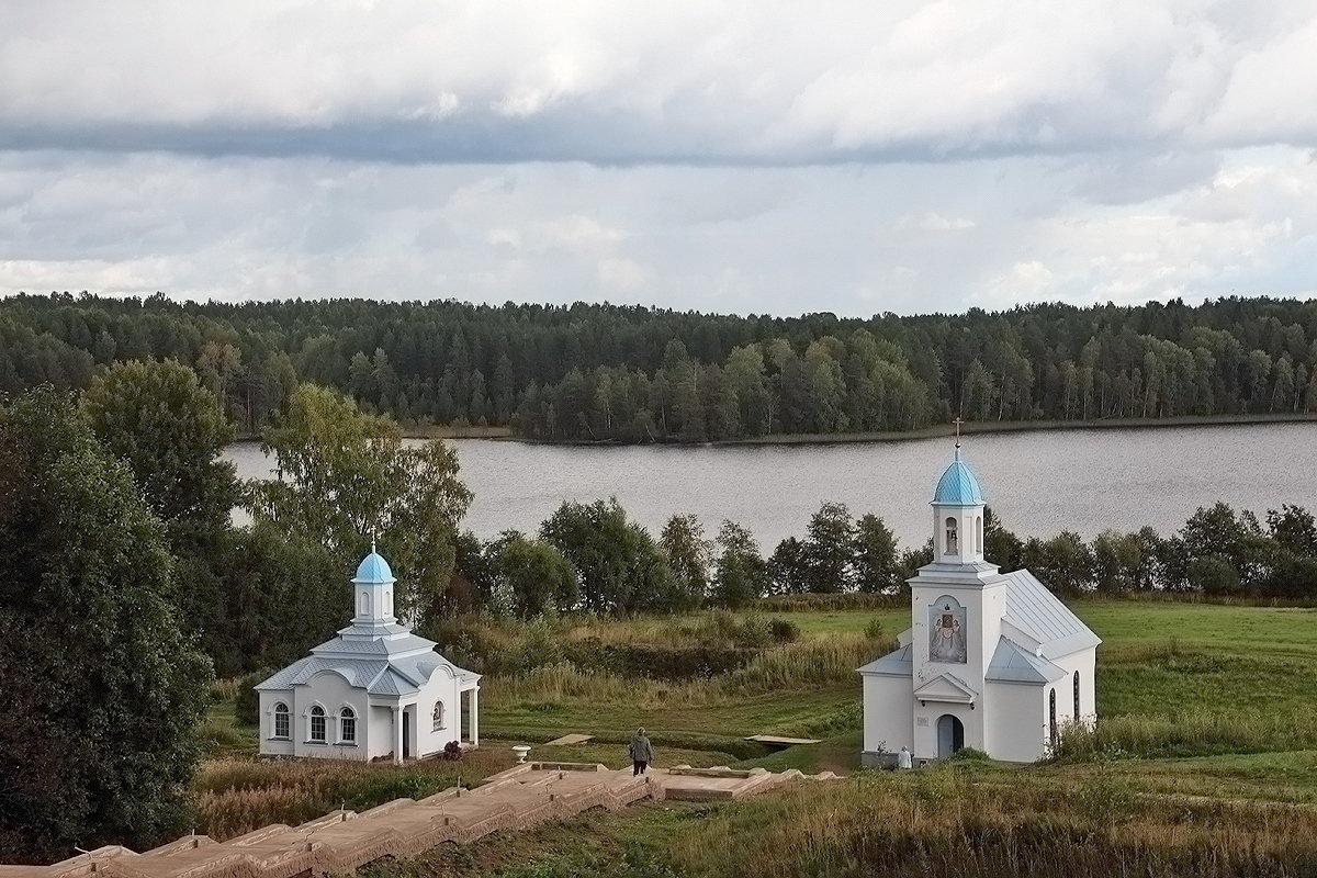 На берегу озера - Nikolay Monahov