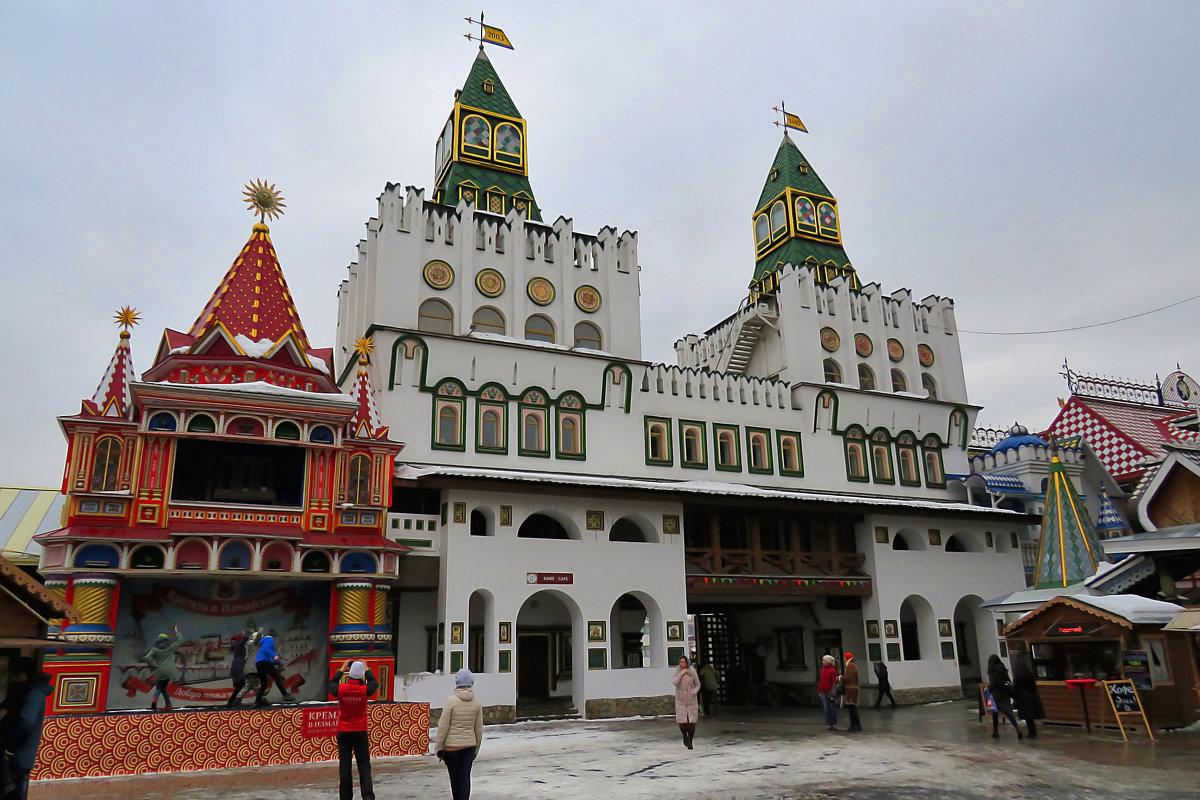 Измайловский кремль - Yuriy V