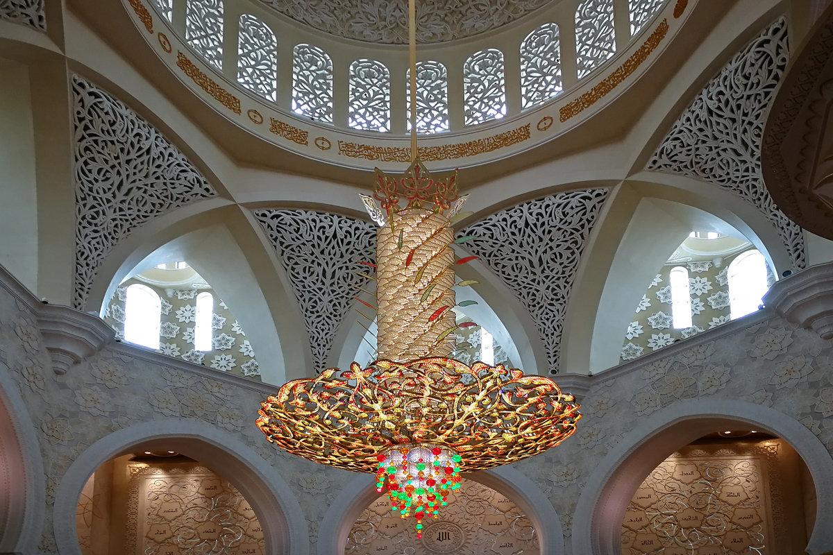 Мечеть шейха Зайда - Alex