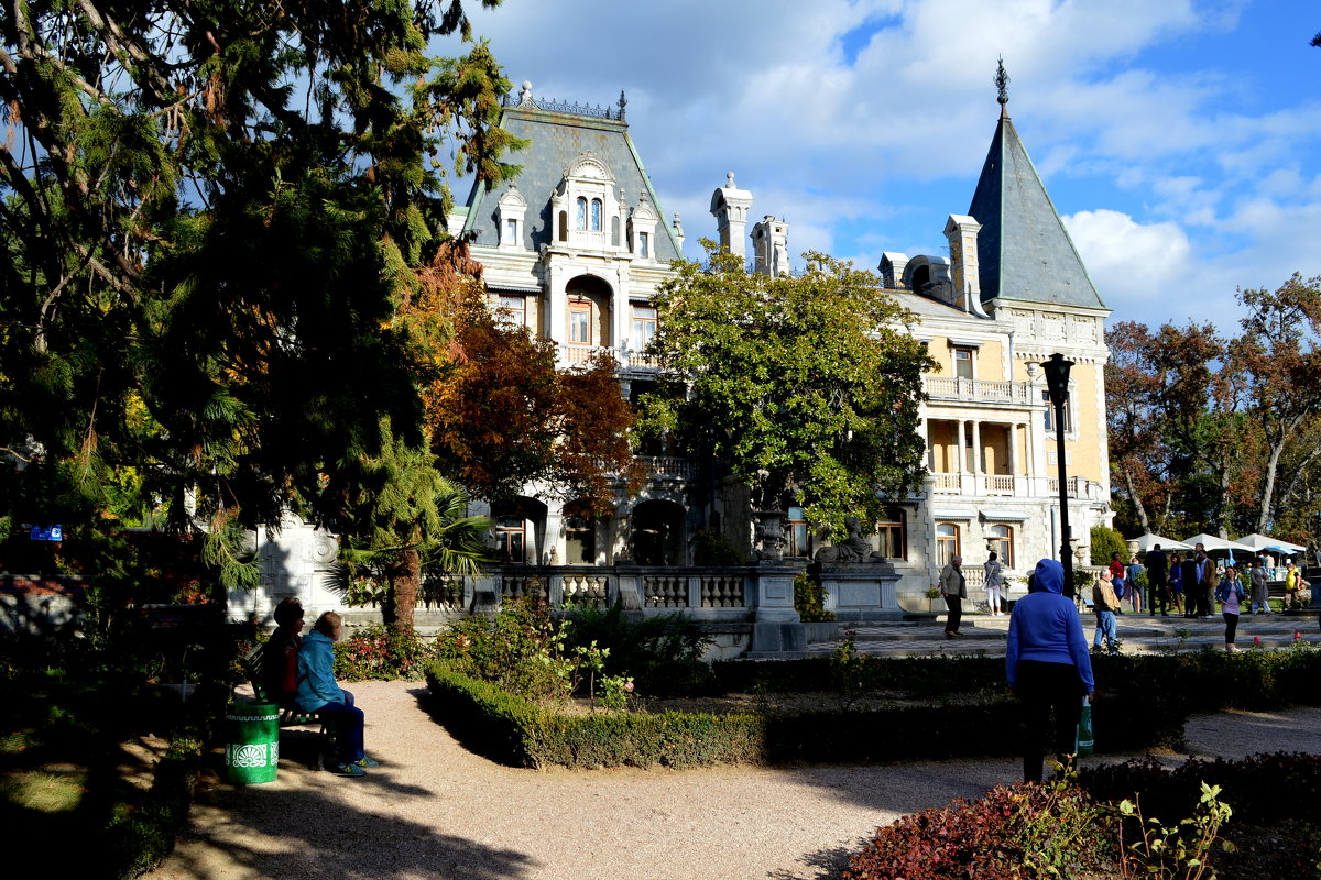 Дворец Александра III в Массандре - Татьяна Лютаева
