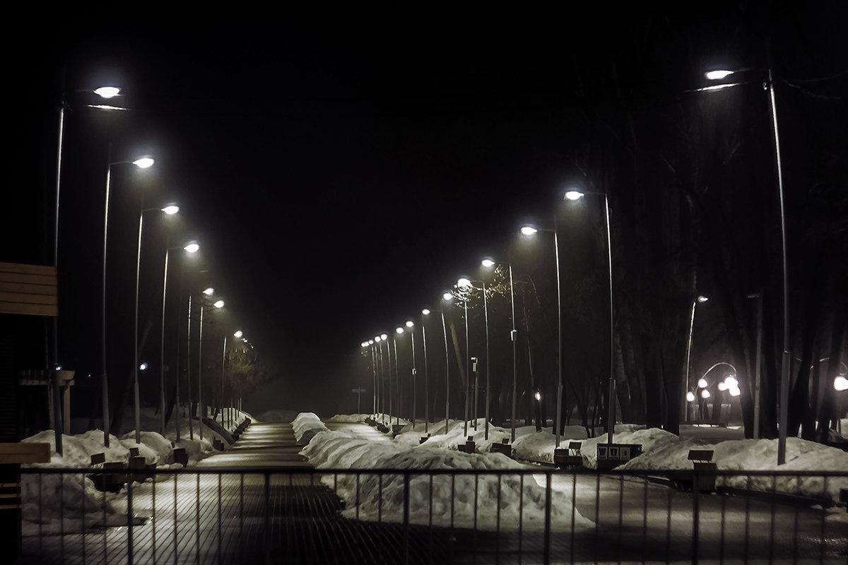 ночь - Геннадий Свистов