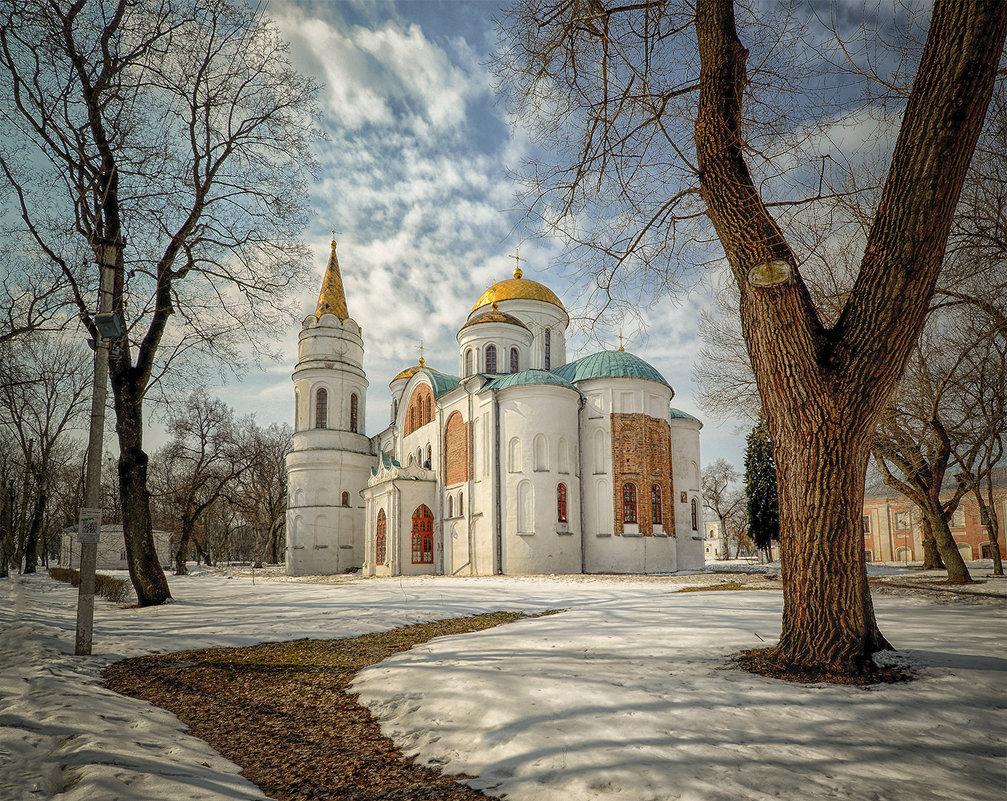 Спасо-Преображенский собор - Александр Бойко