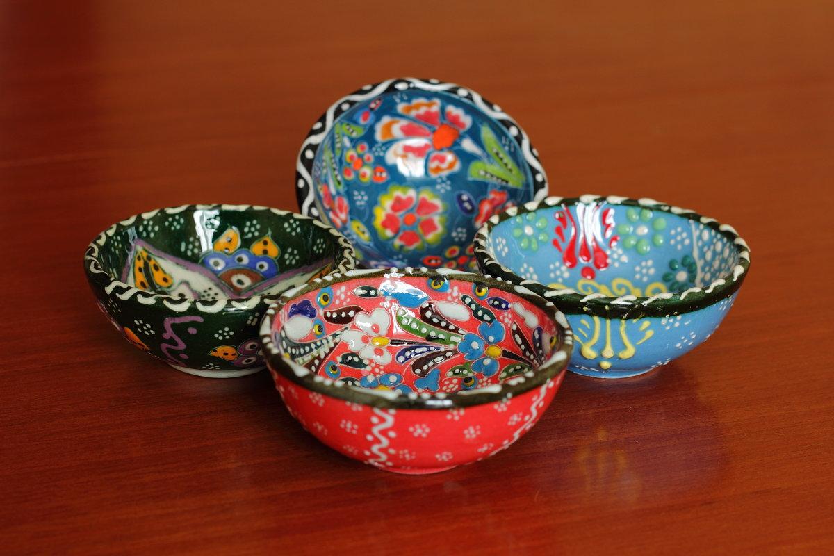 Турецкие вазочки... - Андрей Дурапов