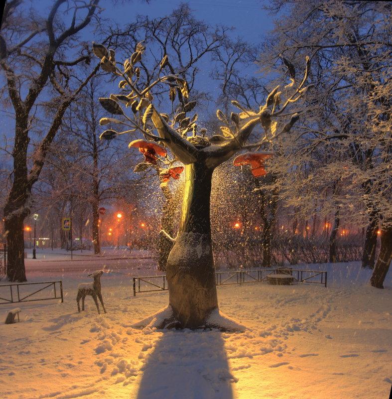У дерева желаний - Сергей Григорьев