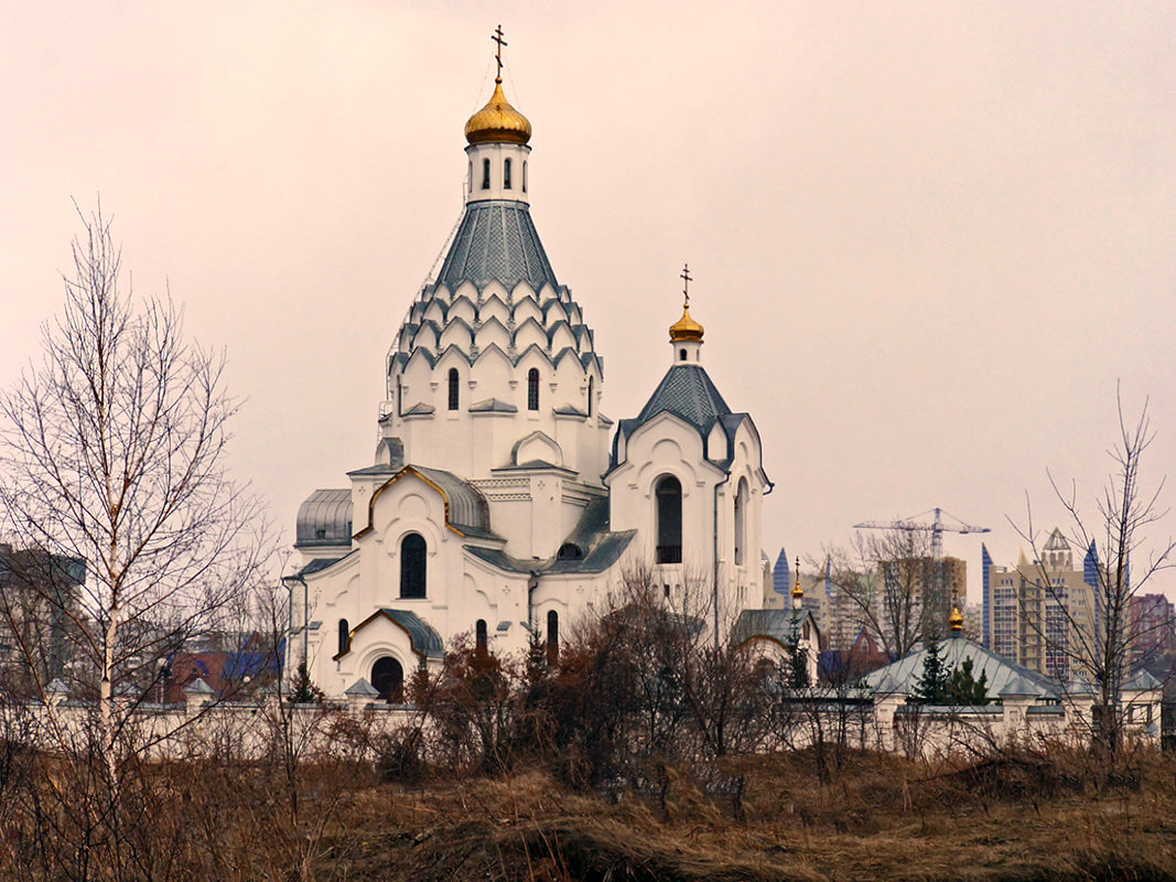 Храм Михаила Архангела - Екатерина Торганская