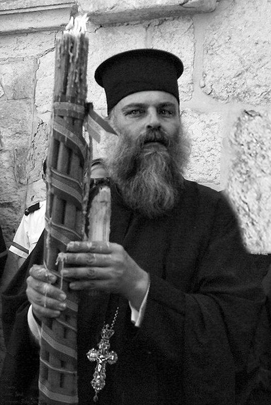 Иерусалим: В Храме Гроба Господня - Aleks Ben Israel