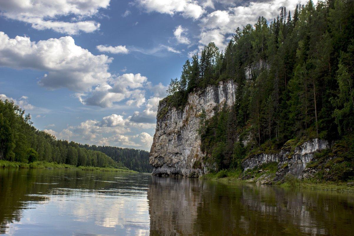 Река Чусовая - алексей чусовской