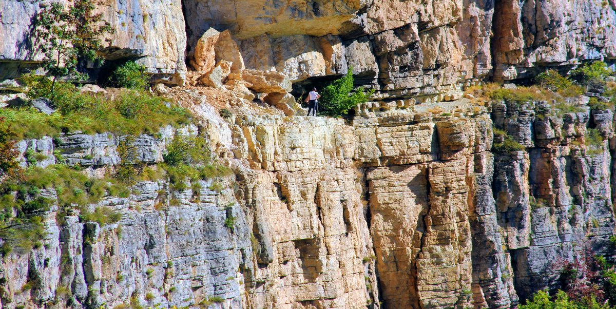 Люди и скалы, творческий перекур - Вячеслав Случившийся