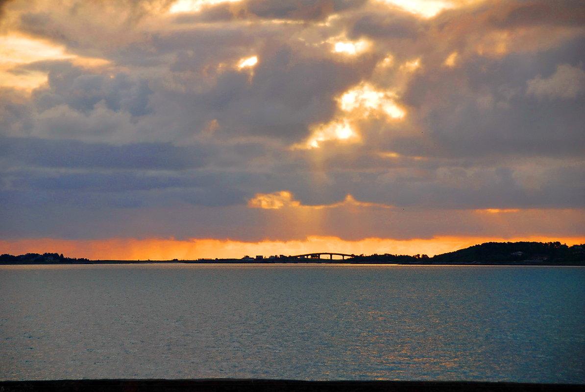 Закат на Северном море - Николай Танаев