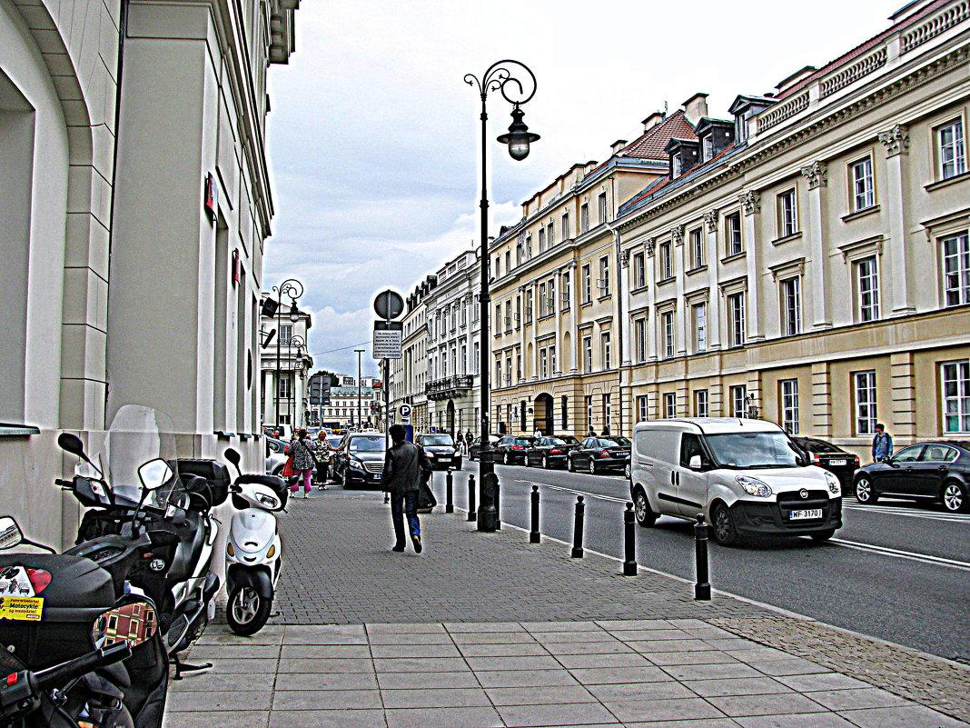 Польша. Варшава. - Владимир Драгунский