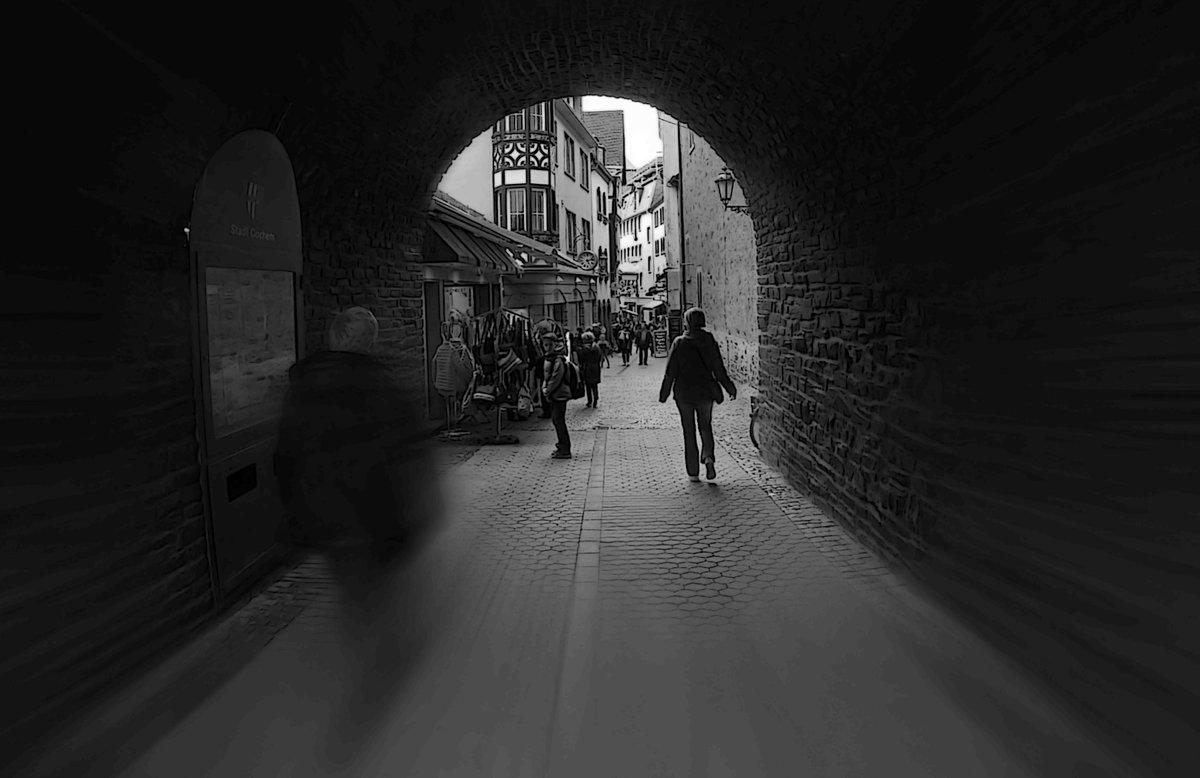 Сквозь тоннель - Alexander Andronik