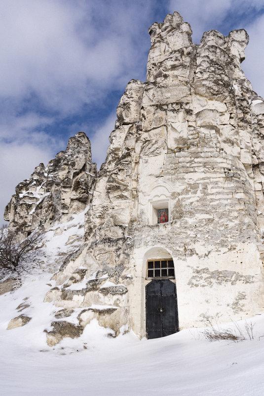 2 вход в старый монастырь - Галина Кубарева