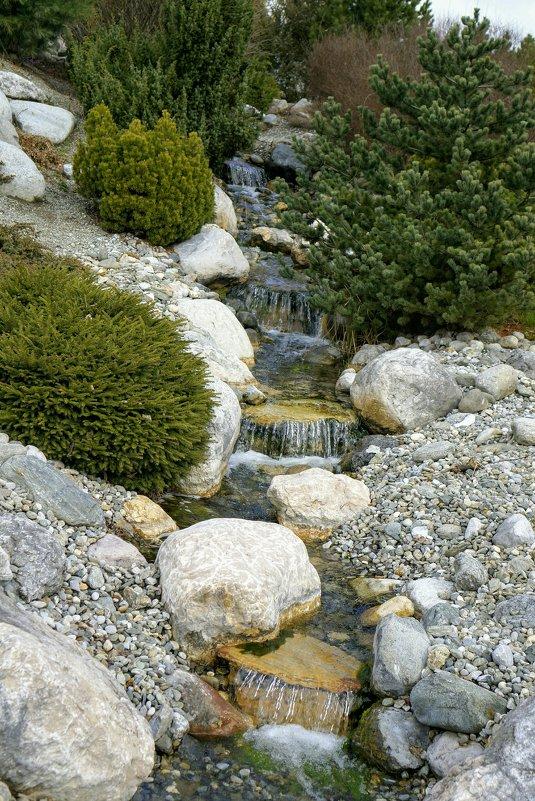 Альпийская горка - IURII