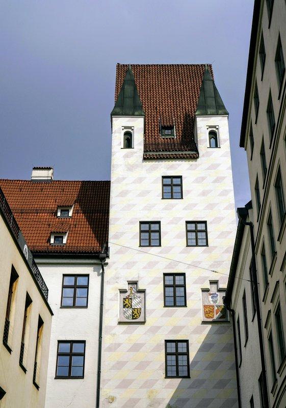 Старый Мюнхен - IURII