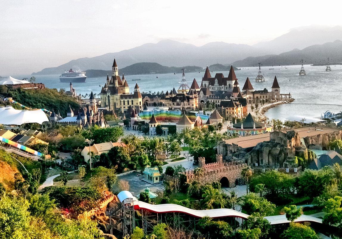 Вьетнам Vinpearl Land - Валерий Баранчиков