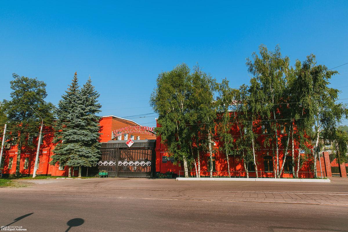 новокузнецкий ликеро-водочный завод - Юрий Лобачев
