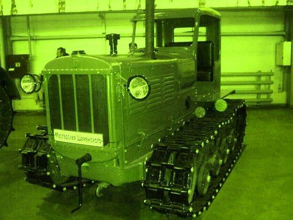 Трактор Сталинградского завода - Дмитрий Никитин