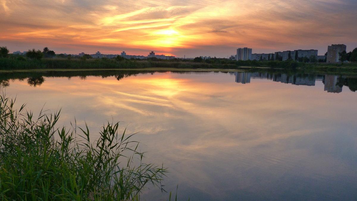 вечер над заливом - Александр Прокудин