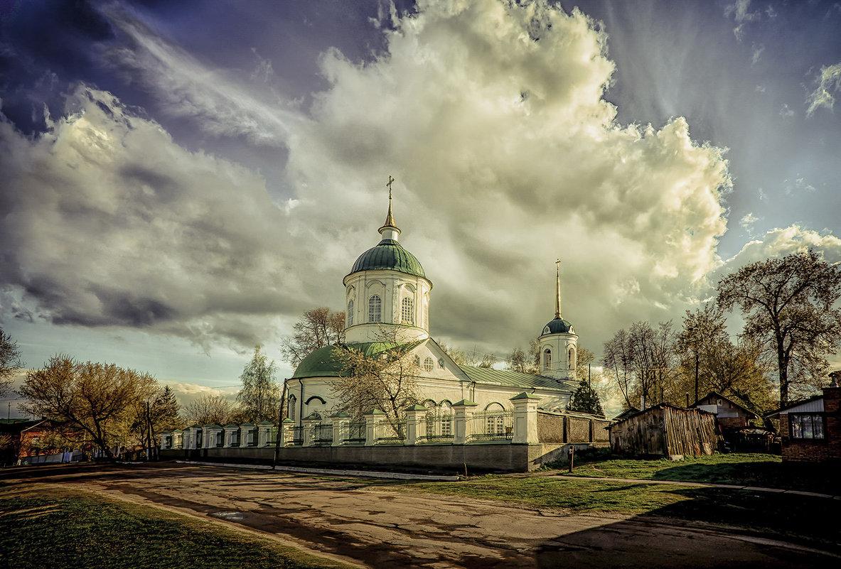 Васильевская церковь - Александр Бойко