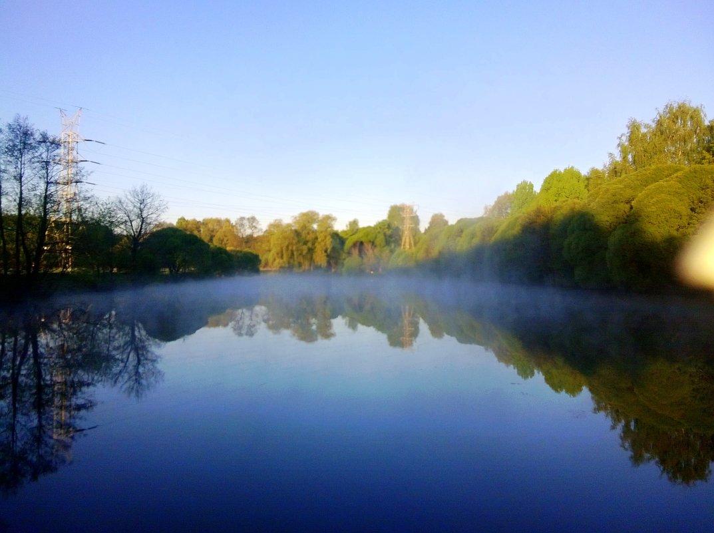 Немного туманное утро - Татьяна Лобанова