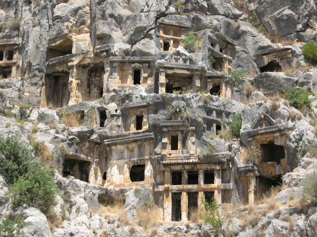 Турция Мира - Дария