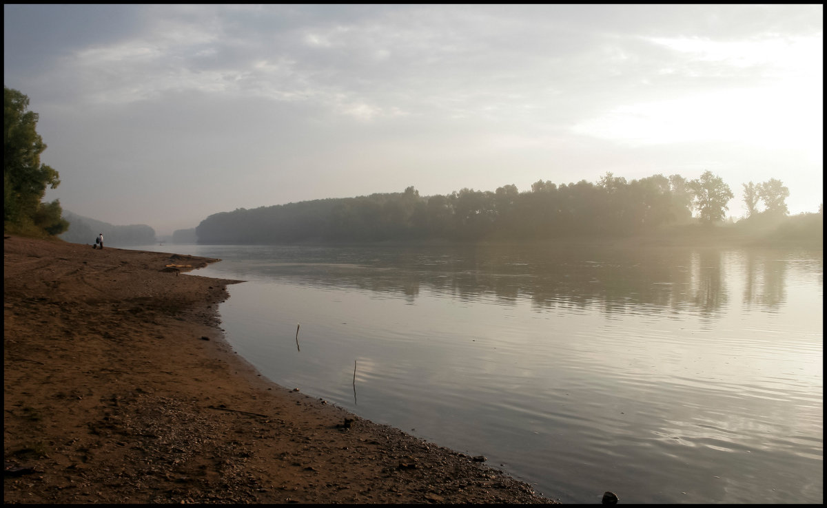 Река Уфимка - Алексей Патлах
