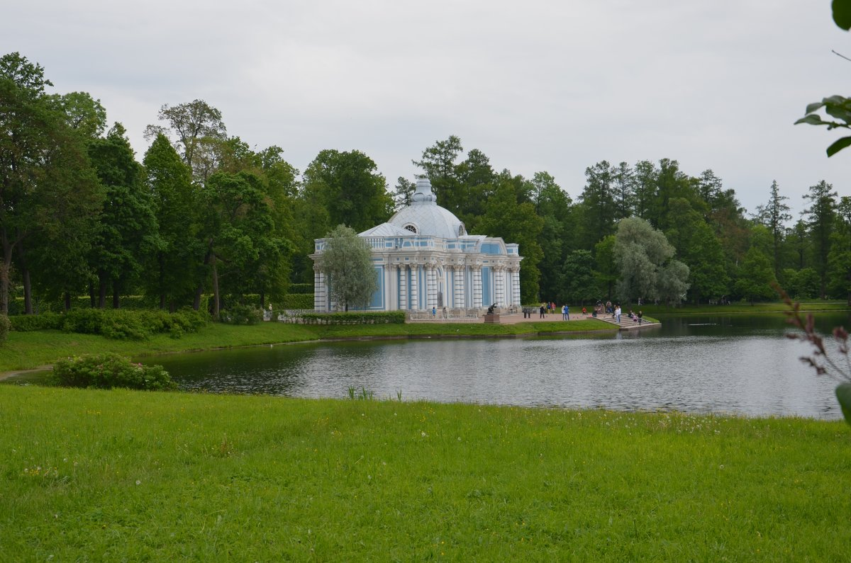 Город Пушкин - Ольга Беляева